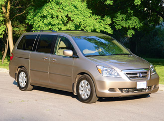 Read This 2005 2010 Honda Odyssey Review To Help You Get One